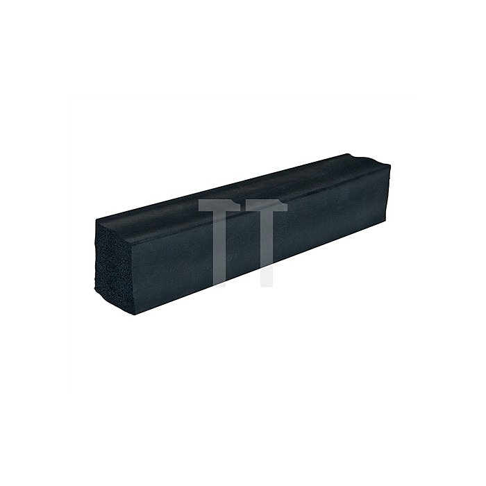 Regalelement Füllstreifen Kunststoff LOGS 280 H45xB45xT465mm schwarz