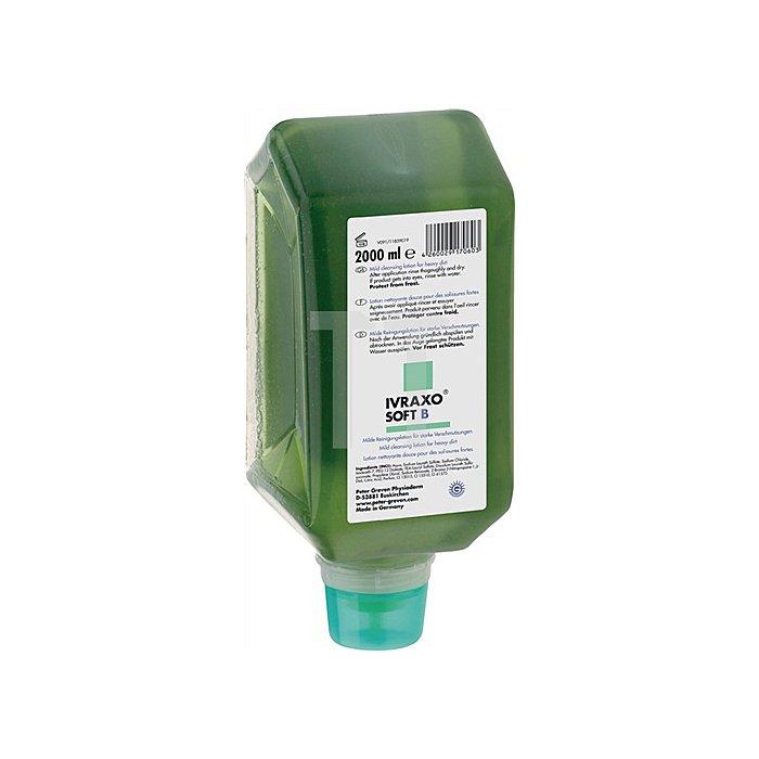Reinigungslotion 2l Ivraxo Soft B f.Spender 9000473404 Weichflasche