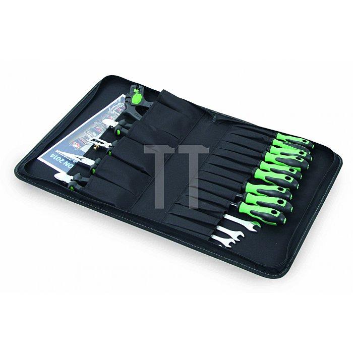 Reißverschlußmappe Softtasche Polytex 425 x 310 x  60mm