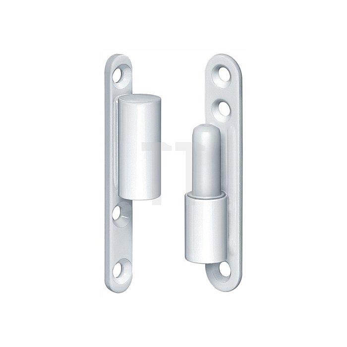 Renovierband K 3174 WF z.Aufschrauben Stahl topzink für Kunststoff-Fenster