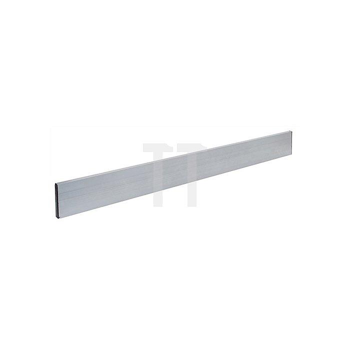 Richt-/Abziehlatten Länge 2500mm Breite 100mm Tiefe 18mm Aluminium