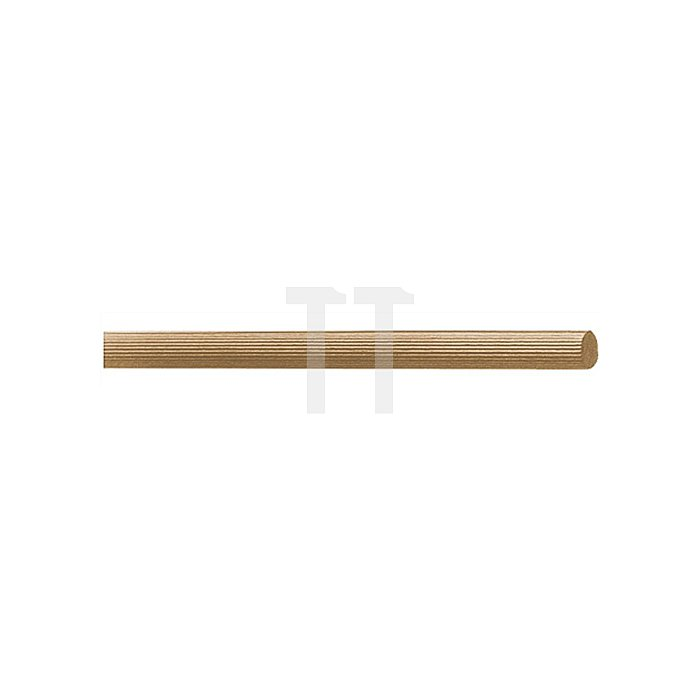 Riffelstäbe Durchmesser 20mm Länge 1m Buche