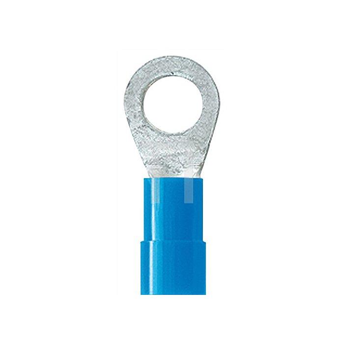 Ringkabelverbinder blau 1,5-2,5mm2 M5 WEIDMÜLLER 100St./Btl.