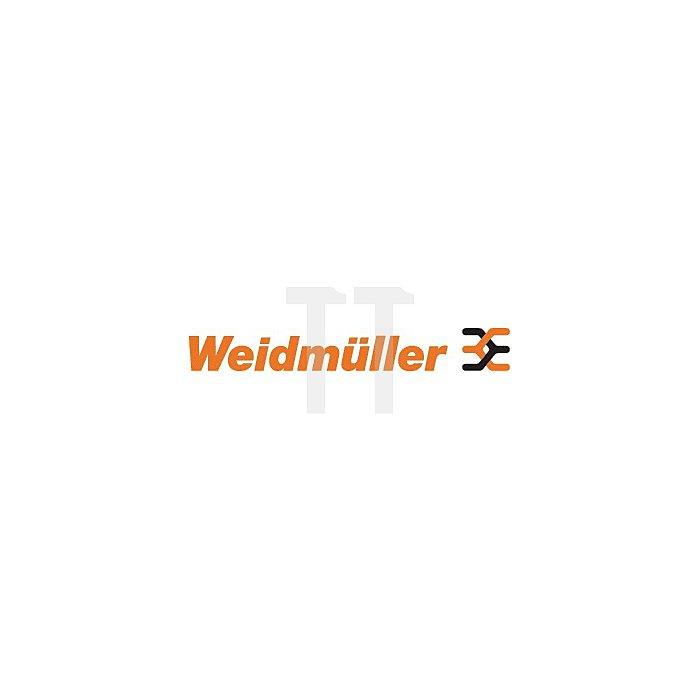 Ringkabelverbinder gelb 4-6mm2 M6 WEIDMÜLLER 100St./Btl.