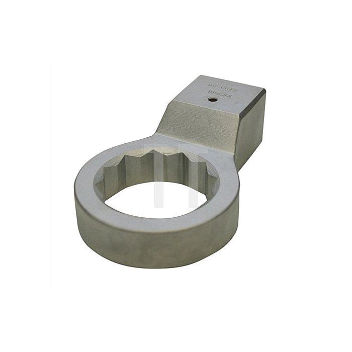 Ringvorsatz 80mm 28 Z matt Chrom CV.