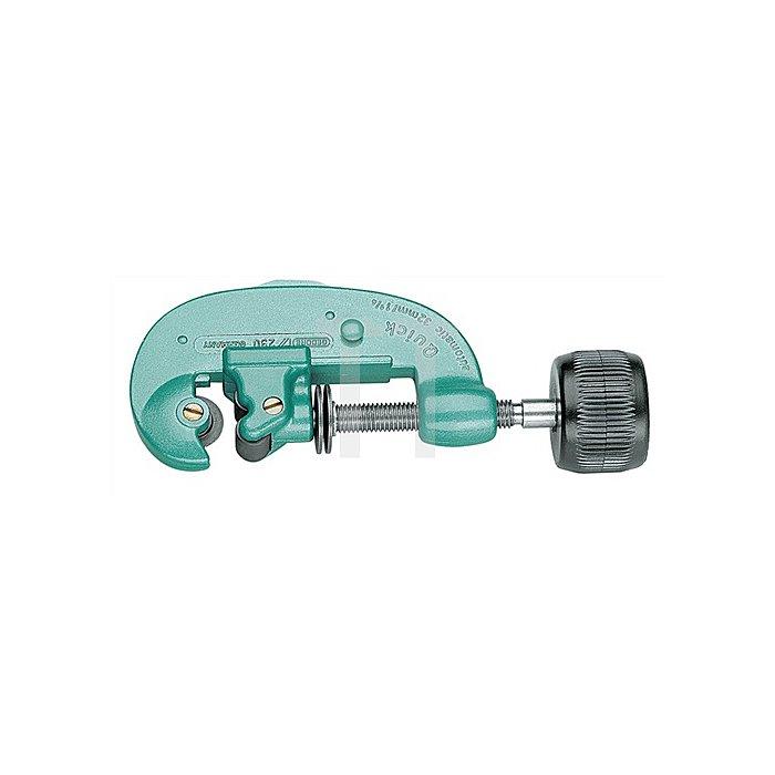 Rohrabschneider f.Rohre 4-32mm QUICK-AUTOMATIC blau einbrennlackiert