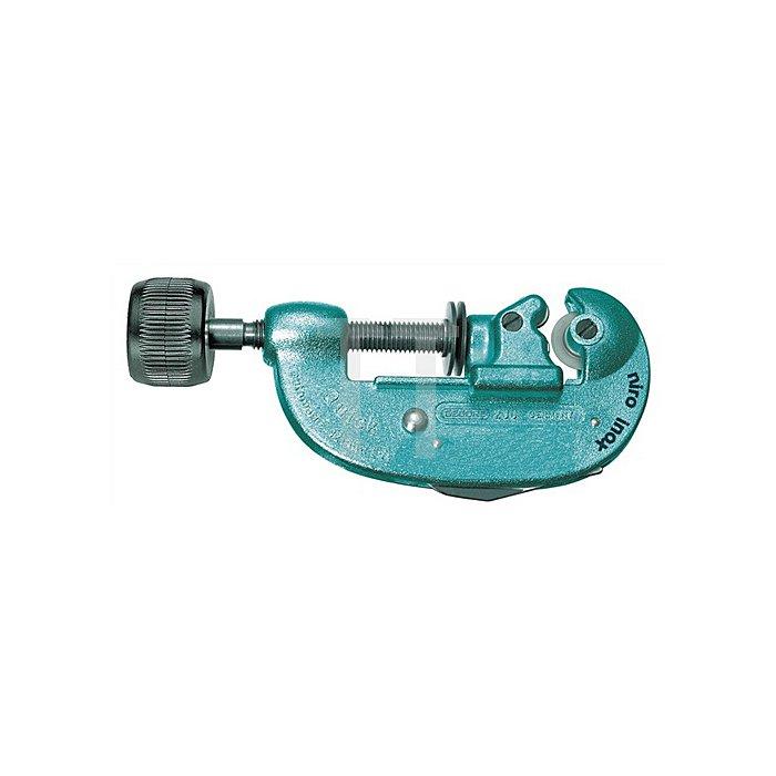 Rohrabschneider f.VA-Rohre 4-32mm QUICK-AUTOMATIC silber einbrennlackiert