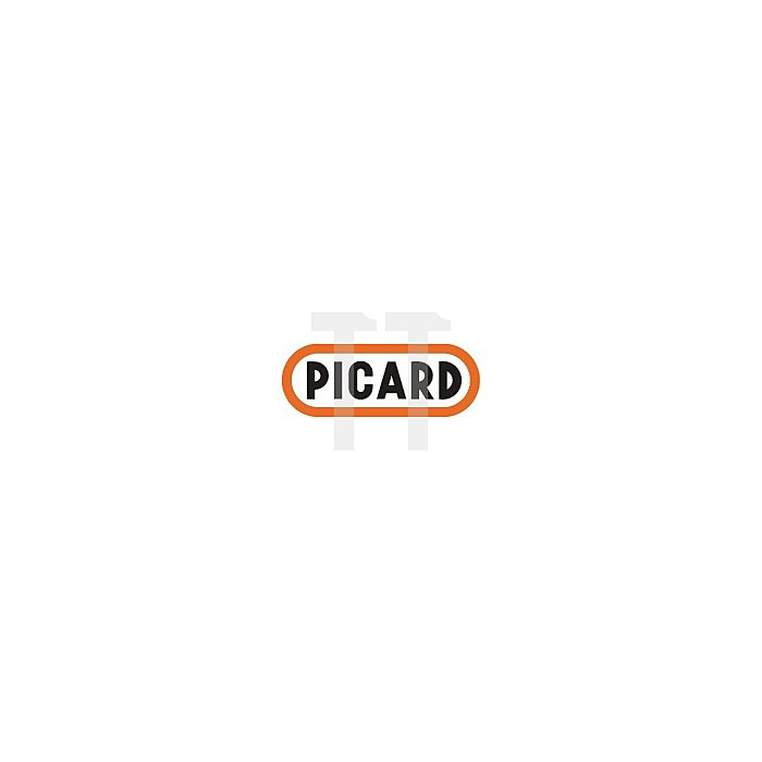 Rohreinziehzange Länge 265mm Einpresstiefe 52mm 5 Schneiden Picard