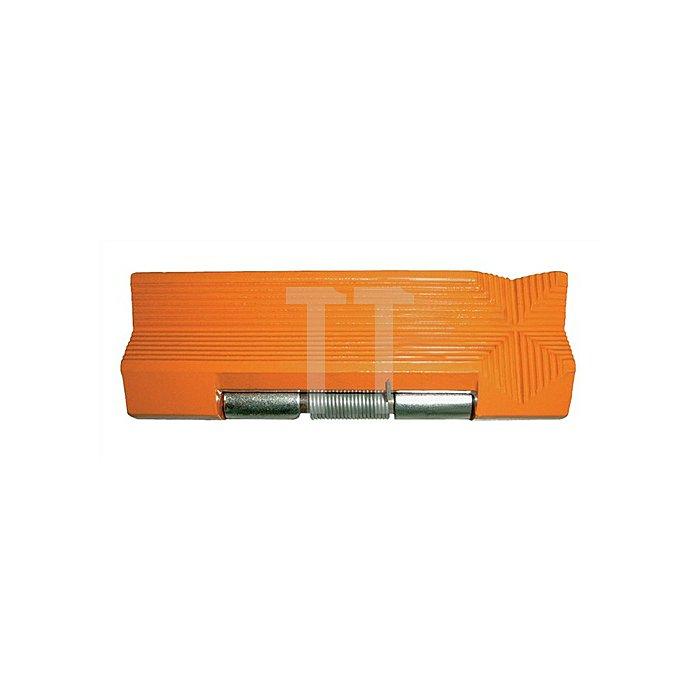 Rohrspannbacken f.B.180mm f.Matador RIDGID