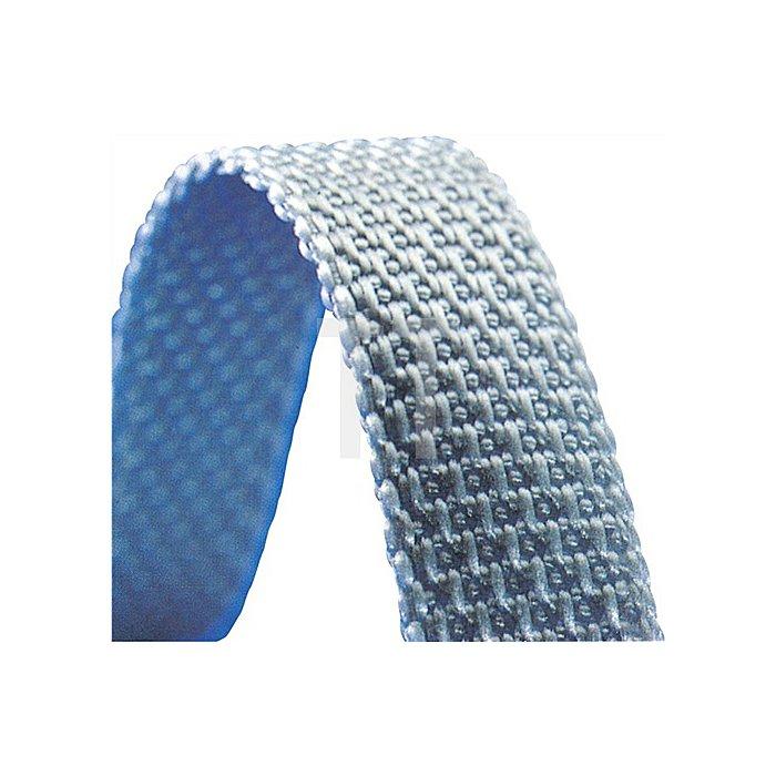 Rollladengurt Breite 14mm Länge 50m grau Rolle