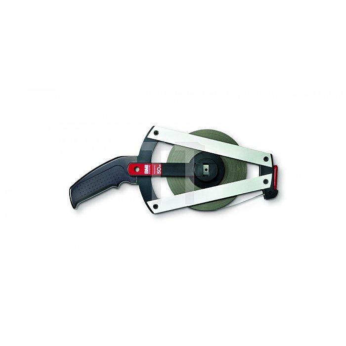 BMI Rostfreies geätztes Bandmaß, 100m, mm/inch, L 509045100L