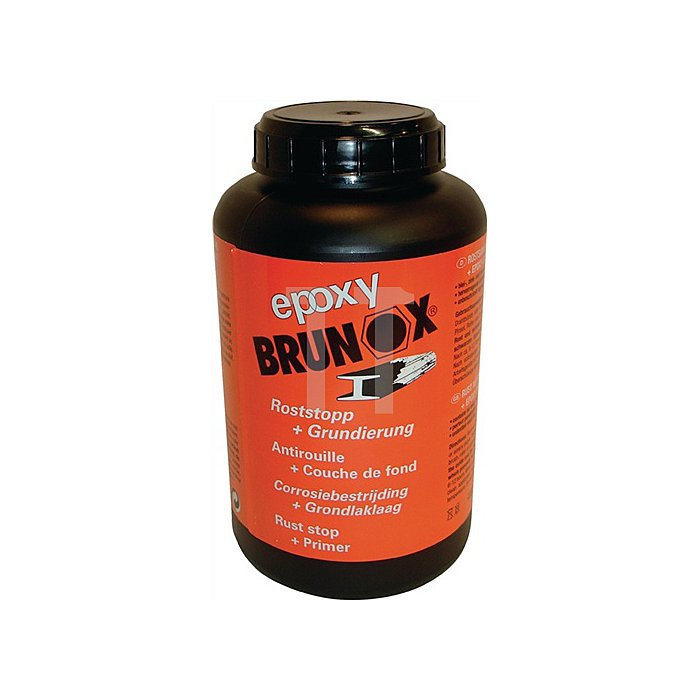 Rostumwandler Epoxy 1 l Pinseldose Brunox