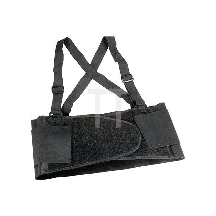 Rückenstützgurt Gr.XL schwarz Hüftumfang 119-142 cm