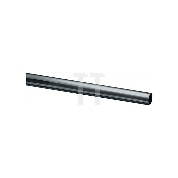 Rundrohr massiv Messing Durchmesser 25mm vernickelt in Lagerlängen 5000mm