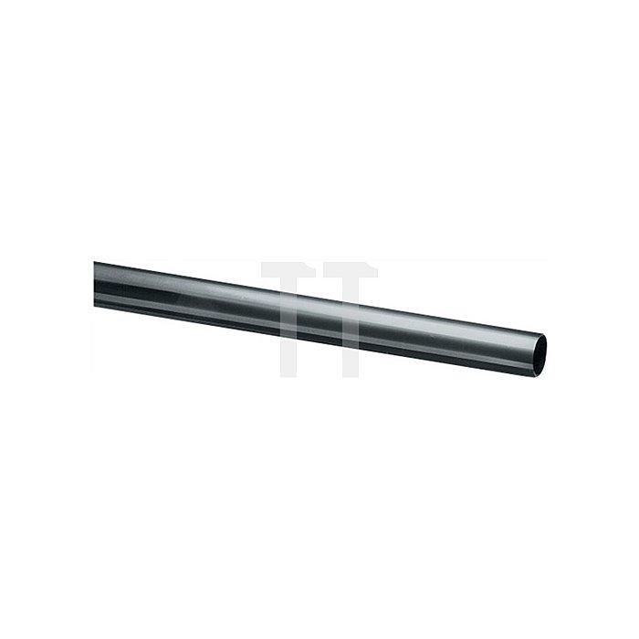 Rundrohr massiv Messing Durchmesser 30mm vernickelt in Lagerlängen 5000mm