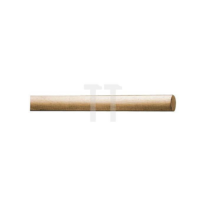 Rundstäbe Durchmesser 30mm Länge 1m Buche