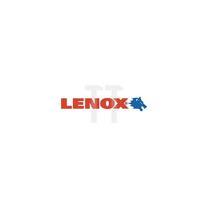 Säbelsägeblatt L.305mm LenoxGold Laser f.Metall 18Z./Zoll LENOX 5St./VE
