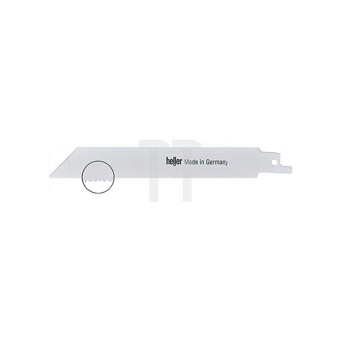 Säbelsägeblatt verzahnte L.130,0mm 24 Zähne/Zoll geschr. Bi-M.Karte mit 5 Stück