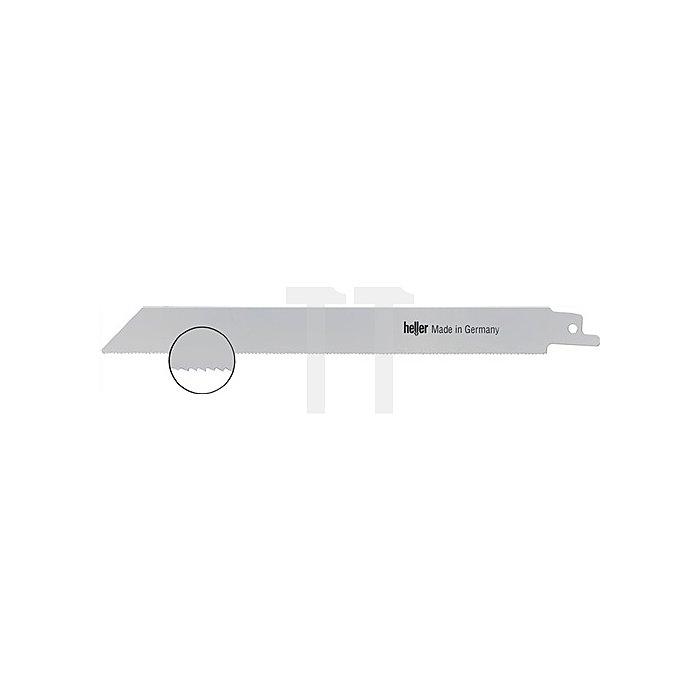 Säbelsägeblatt verzahnte L.180,0mm18 Zähne/Zoll NE-M u.Alu Bi-M.Karte mit 5Stück