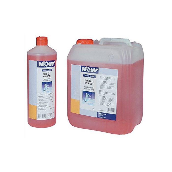 Sanitärreiniger 1l Flasche NOW