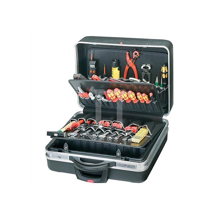 Schalenkoffer X-ABS 470x360x210mm Doppel-Alu.-Rahmen PARAT mobil