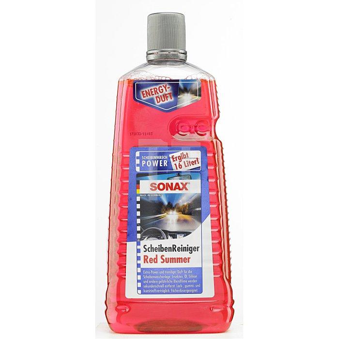 Scheibenreiniger Konzentrat Red Summer 2 Liter