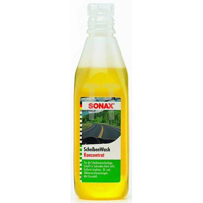 ScheibenWash Konzentrat mit Citrusduft 250 ml