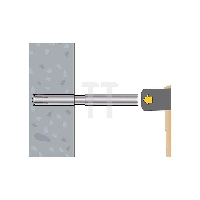 Schlaganker SA-N 16 nicht rostender Stahl A4
