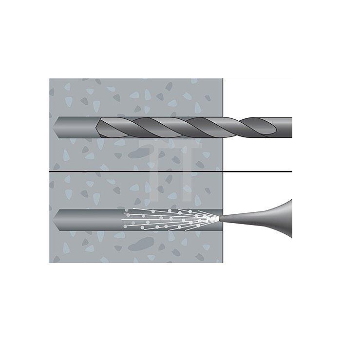 Schlaganker SA-N 8 nicht rostender Stahl A4