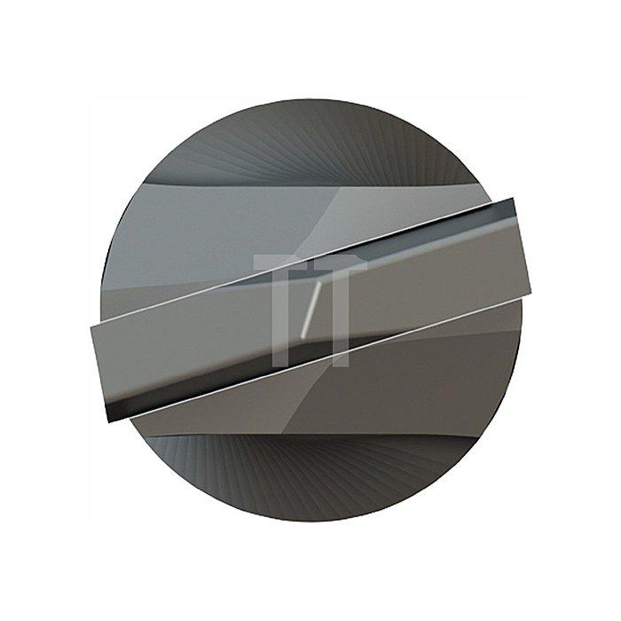 Schlagbohrersatz 4-tlg. D.5,6,8,10mm HM Rundschaft i.Ku.-Kassette