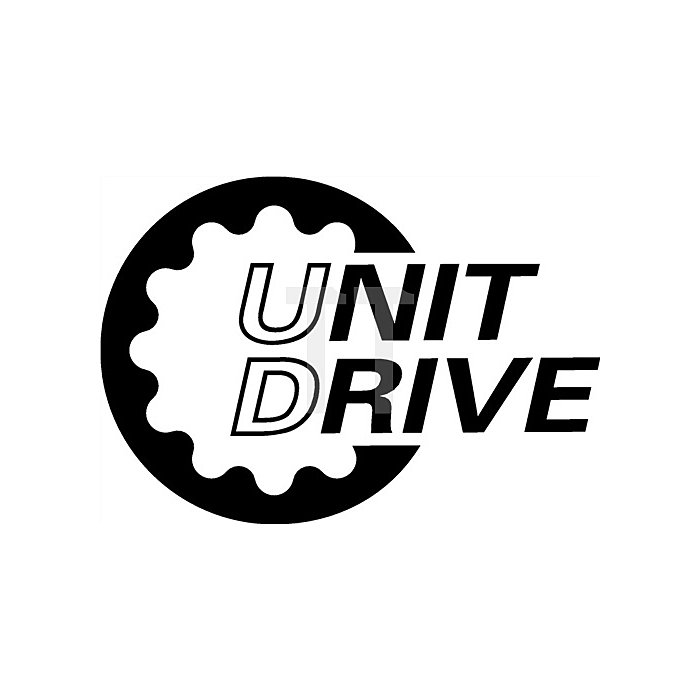 Schlagringschlüssel 4SW1mm DIN7444 GEDORE m.Unit-Drive
