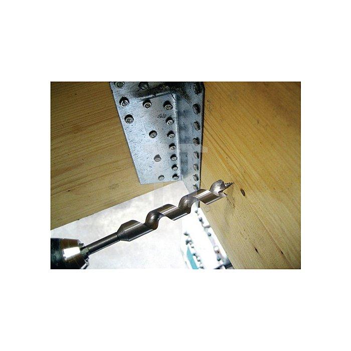 Schlangenbohrer D.24,0mm Arbeits.L.380mm Gesamt.L.450mm