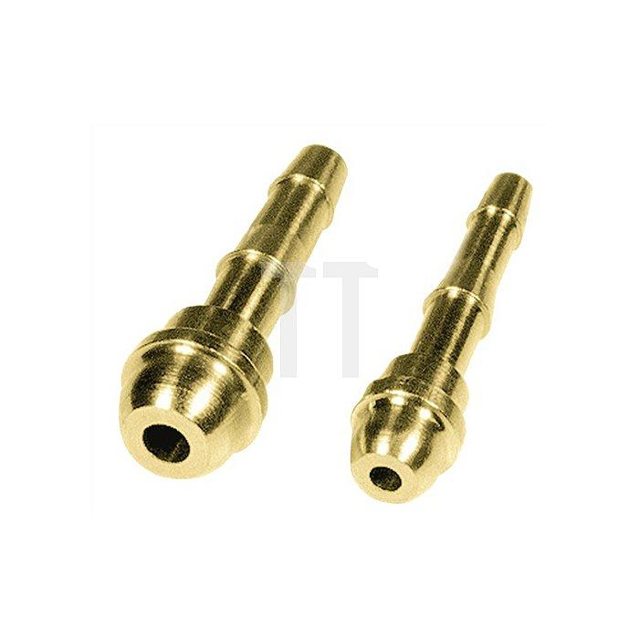 Schlauchtülle Ms. 3/8Zoll L.9mm DIN/EN560