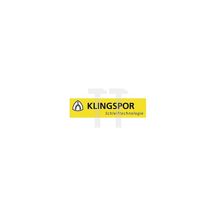 Schleifband CS 411 Y 150x2000mm K.36 Zirkonkorund Klingspor