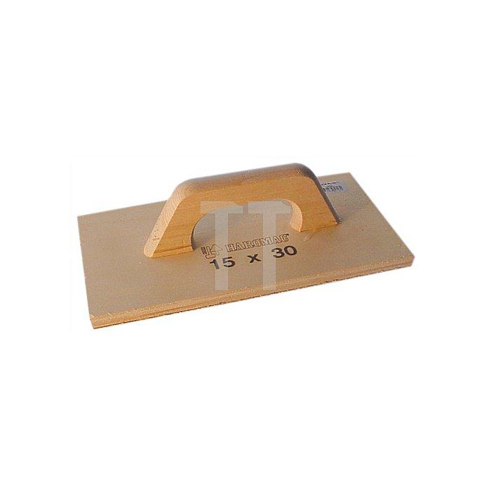 Schleifbrett L.300mm B.150mm Körnung P16 Holz