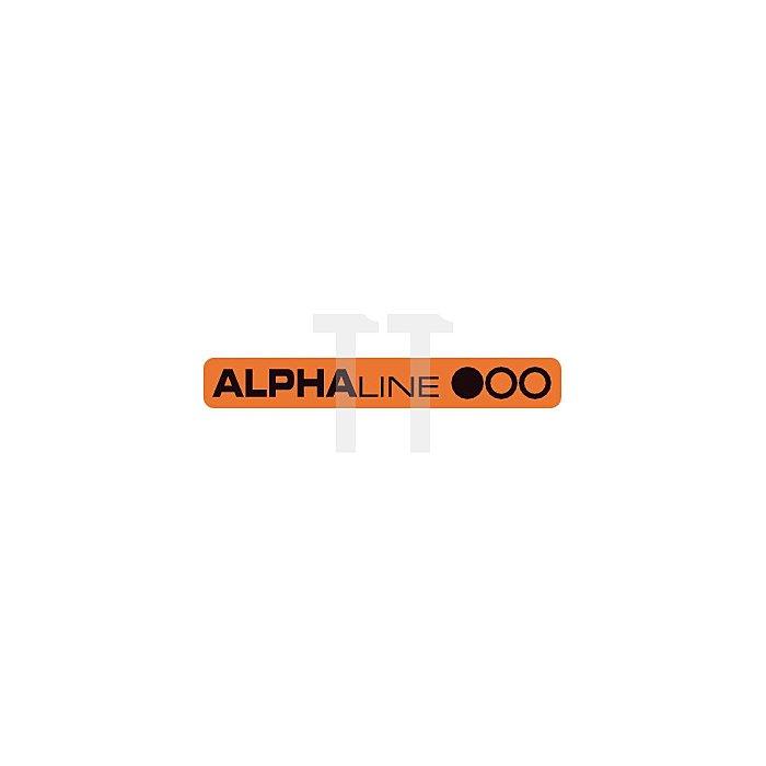 Schleifscheibe LSZ F2 Box 115x22,23mm K80 Edelstahl Alphaline