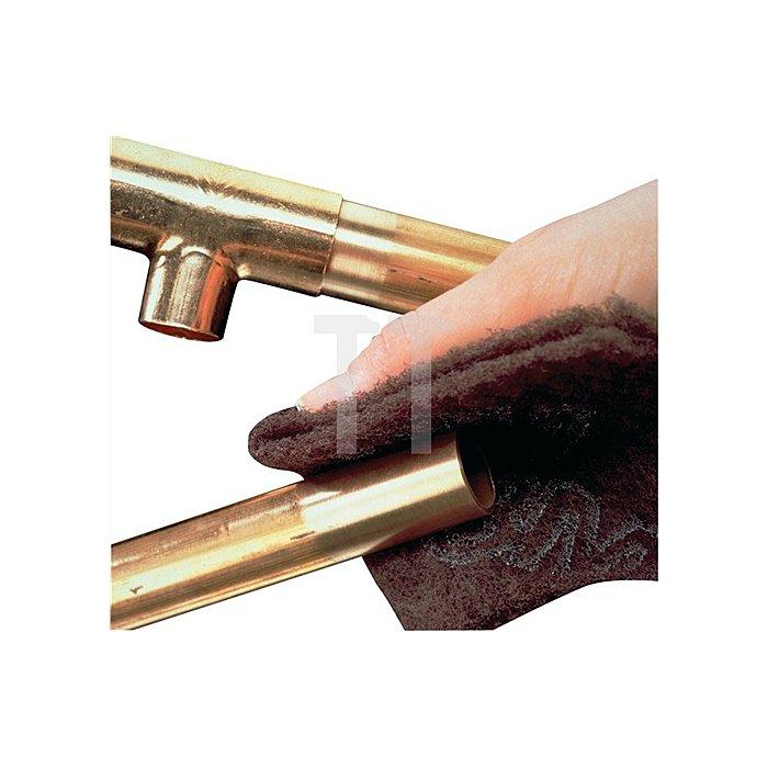Schleifvlies-Handpad B.224xL.158mm very fine CF-HP rot