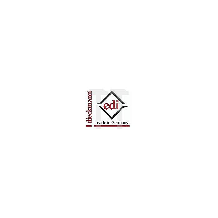 Schlosskasten-Kurzschild 1317/K7/02 Entfernung 72 PZ mit festem Knopf K7 Alu F1