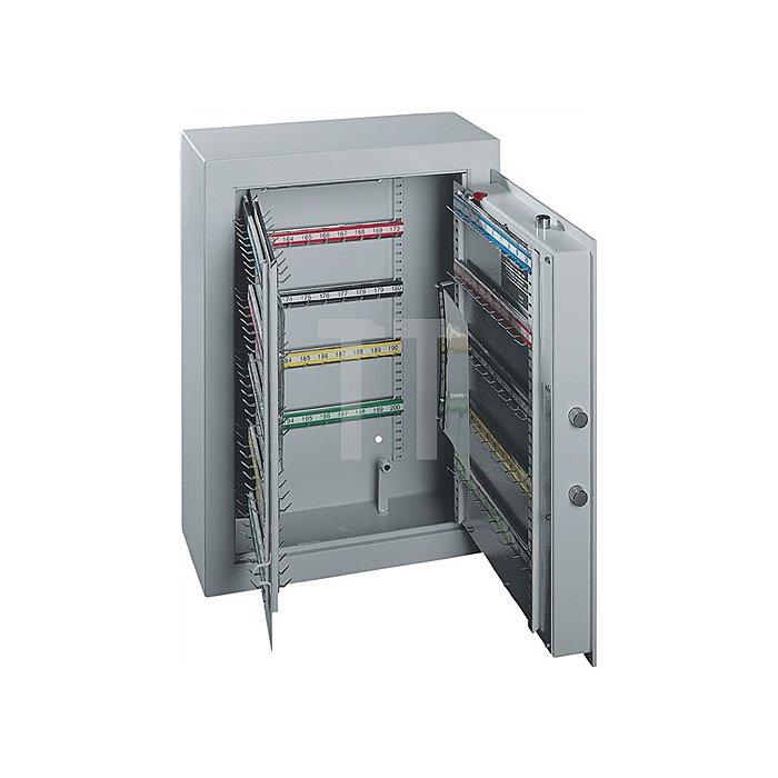Schlüsseltresor FORMAT ST 600 zweitürig Sicherheitsstufe A zweitürig H.636mm