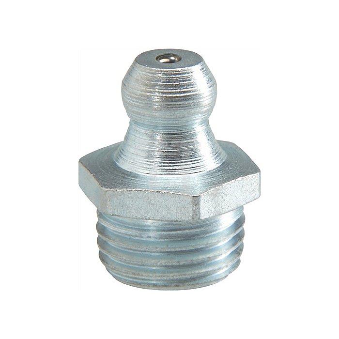 Schmiernippel H1 R1/4 BSP DIN 71412 a.100St.