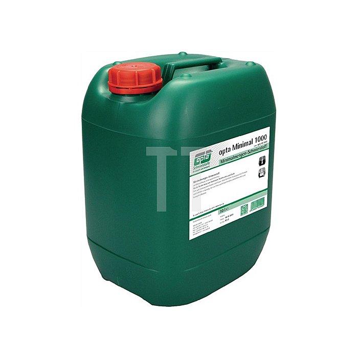 Schmierstoff Opta Minimal1000/WI3050 o.Chlor/Silikon 5L.