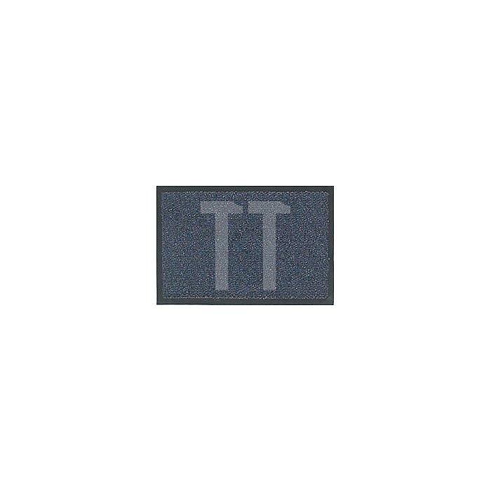 Schmutzfangmatte anthr. B.900xL.1500mm PVC-Rücken rutschfest