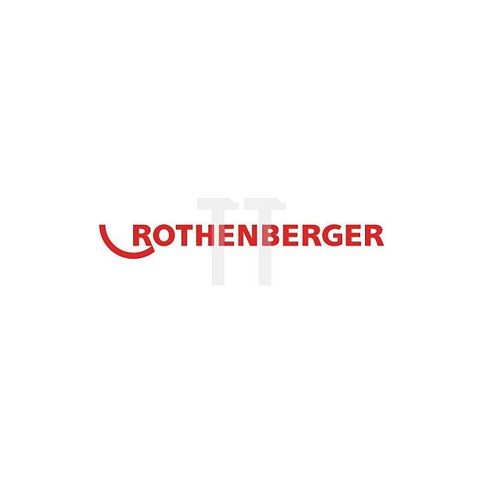 Schneidkluppenset 3/8 - 1/2 - 3/4 - 1 - 1 1/4 Zoll Ku.-Koffer Rothenberger