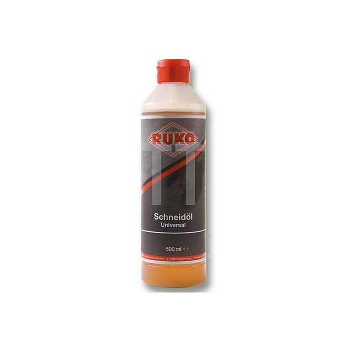 Schneidöl 500 ml Flasche