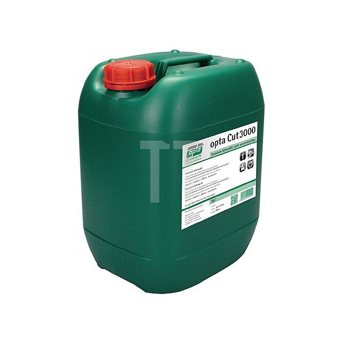 Schneidöl opta Cut 3000 10L. nicht wassermischbar chlorfrei silikonfrei