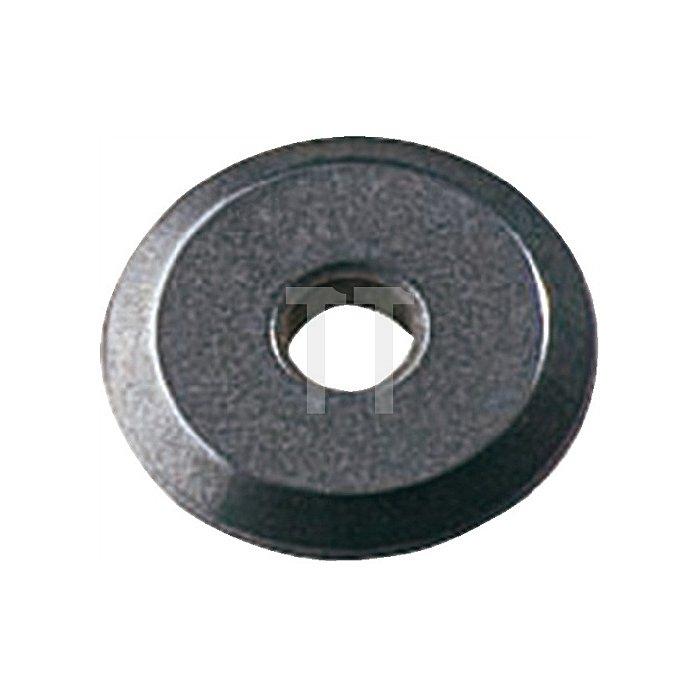 Schneidrädchen HM D.15mm f.817043m.Achse f.Fliesenschneidmasch. Bohrung 5mm