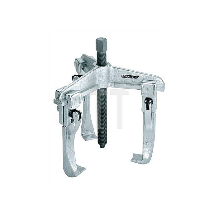 Schnellspann-Abzieher Spann-T.200mm Spann-W.250mm 3armig