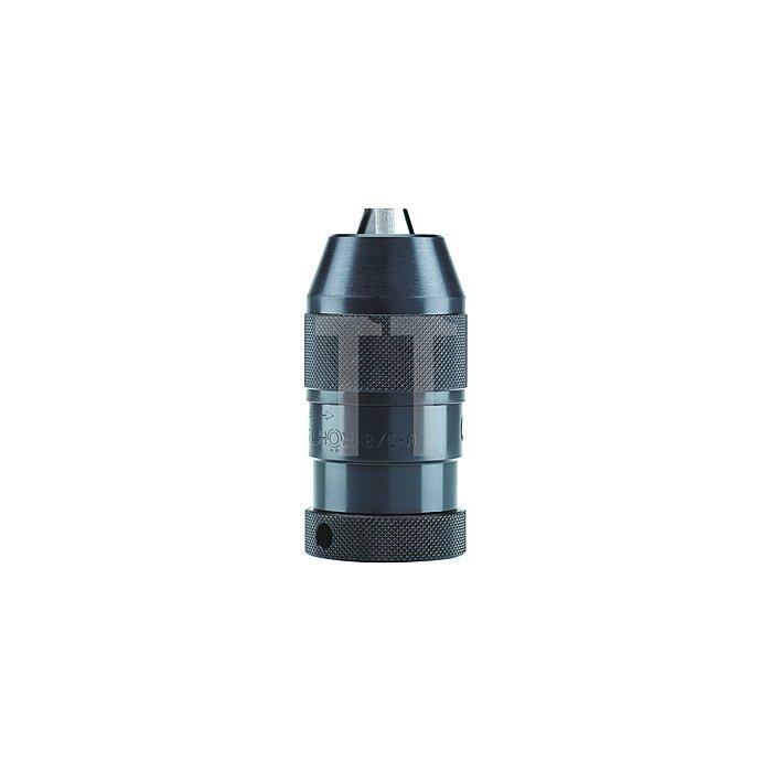 Schnellspann-Bohrfutter SUPRA-I, Größe 8, Aufnahme B10, Schwere Ausführung