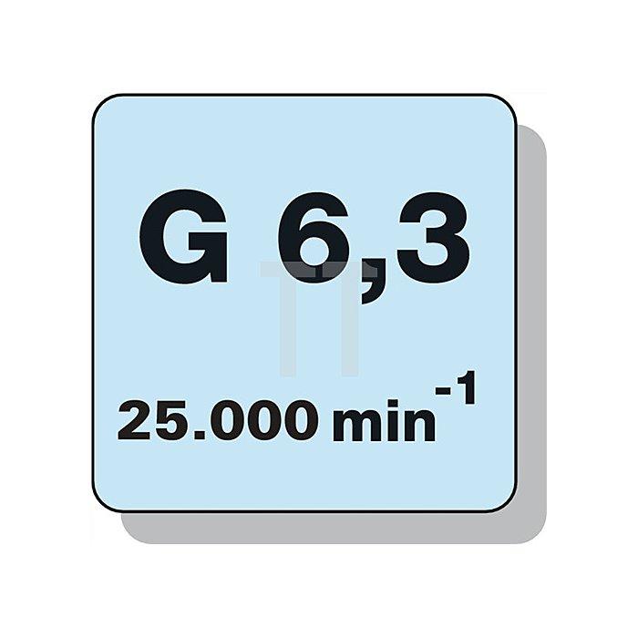Schnellspannbohrfutter Spann-D.0,5-13mm DIN69871-A SK50 f.Rechts-/Linkslauf