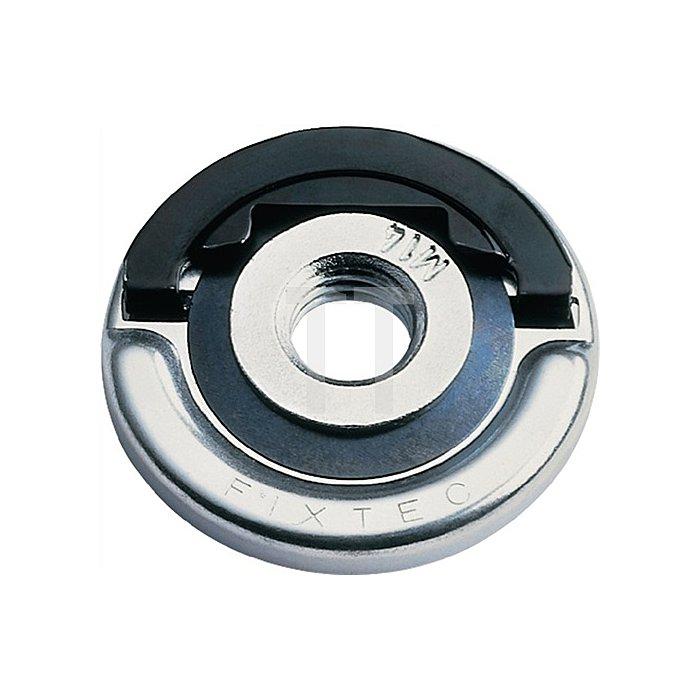 Schnellspannmutter FIXTEC M14/Schleifer 115-150mm/Sicherheitskupplung